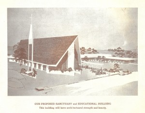 New church rendering