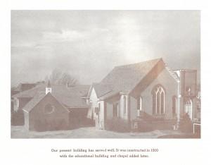 Old Methodist Church building