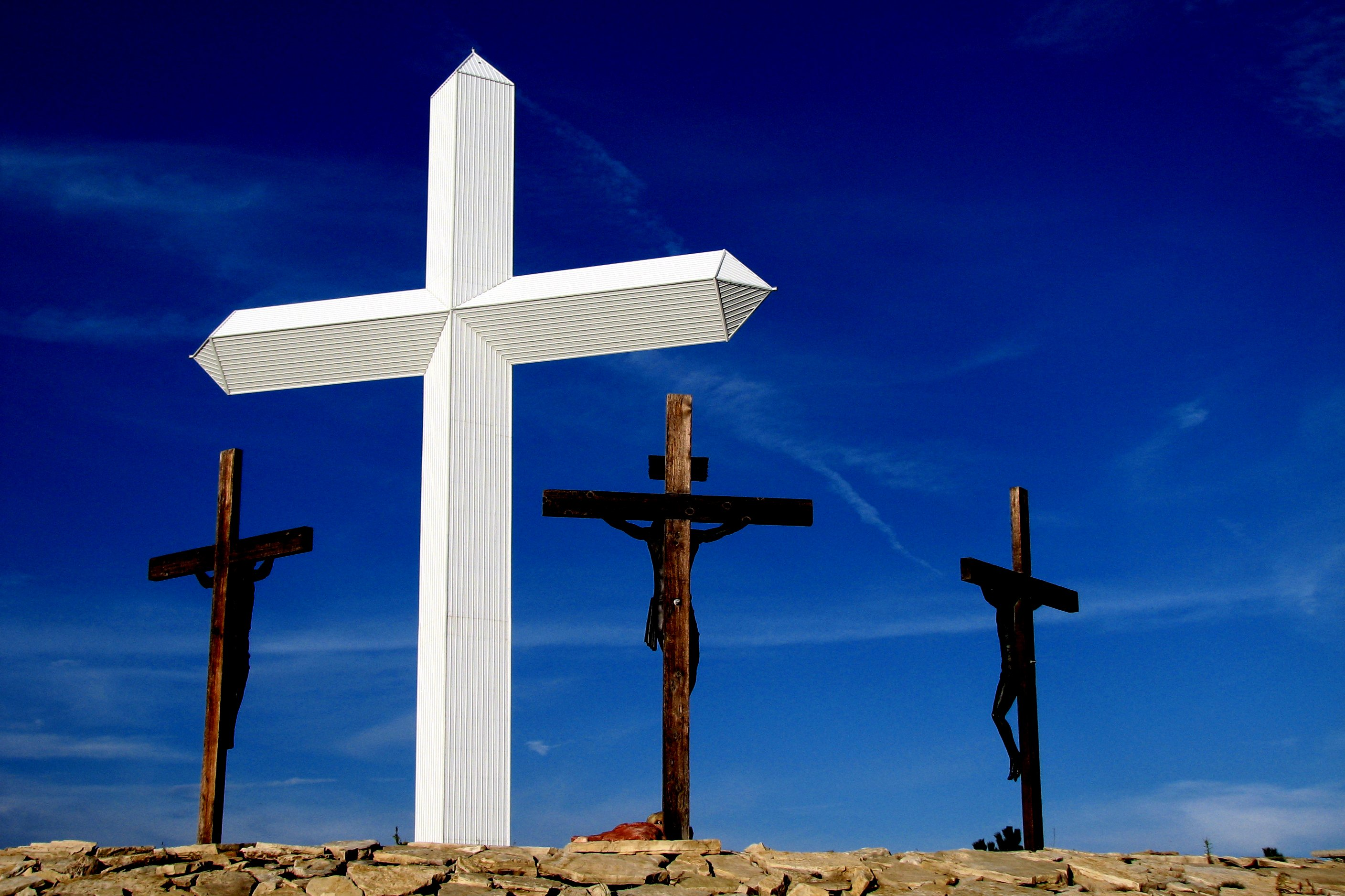 Weatherford (OK) United States  city photo : 2006 08 22 United States Texas Groom Cross of our Lord Jesus ...