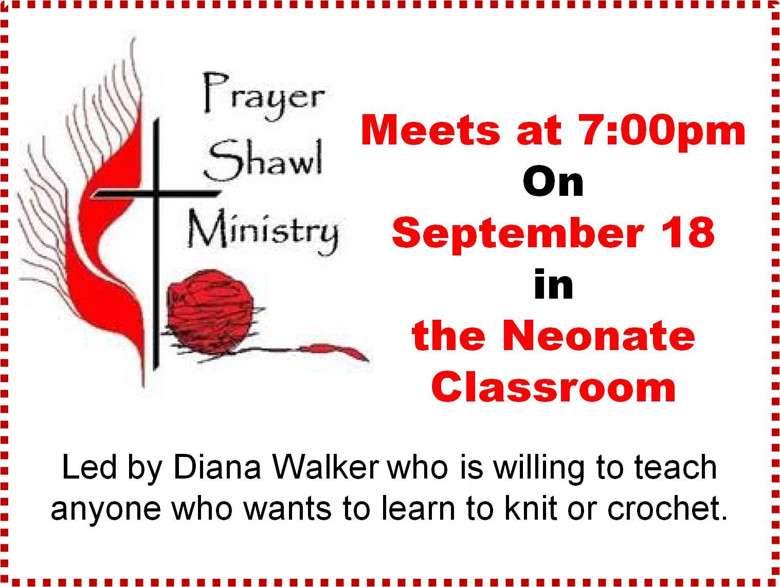 prayer shawl ministry