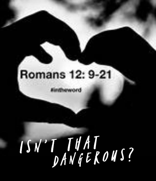 Isn't that dangerous